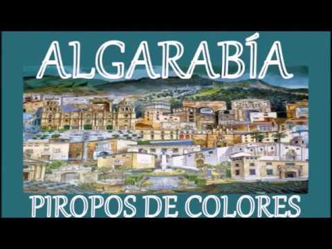 Algarabía - Piropos de colores