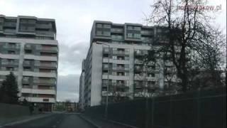 preview picture of video 'Dojazd do osiedla Salwator City Kraków'
