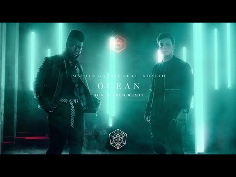 Martin Garrix Ft Khalid Ocean Don Diablo Remix Official Lyric Video