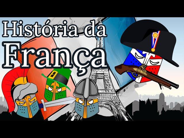 Pronúncia de vídeo de França em Portuguesa