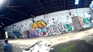 Fpv Freestyle - Factory - Lost Place