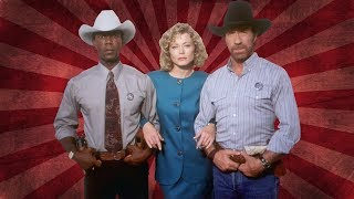 WALKER, TEXAS RANGER 🌟 THEN AND NOW 2020