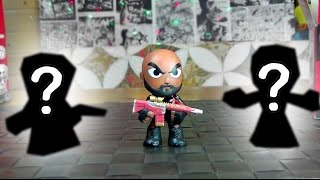 Отряд самоубийц - Suicide Squad - Mystery Minis (2/4) - Три секретные фигурки - Распакуйка