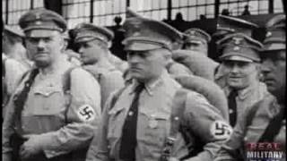 RARE FOOTAGE   Film That Shows The Nazi Party In 1933