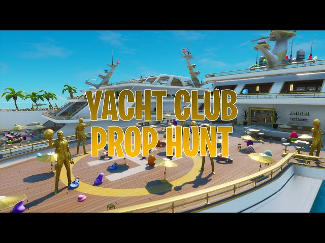 Yacht Club Prop Hunt