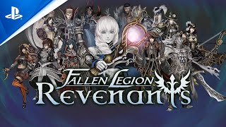 Fallen Legion Revenants - Gameplay Trailer | PS4