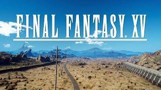 FINAL FANTASY XV - O Início De Gameplay, Em Português! (Final Fantasy 15 PS4 Pro)