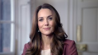 video: Duchess of Cambridge says early years should be treated as 'one of great social challenges of our time'