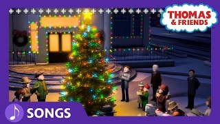 O Christmas Tree | Steam Team Holidays | Thomas & Friends