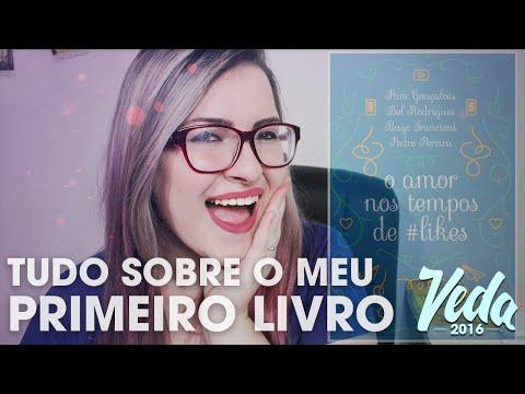 CONHEÇA O MEU PRIMEIRO LIVRO | Bel Rodrigues