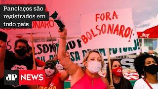 Após aprovação de vacinas, manifestantes pedem impeachment de Bolsonaro
