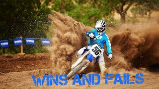 dirtbike fails and wins compilation | crashes, funny moments, stunts