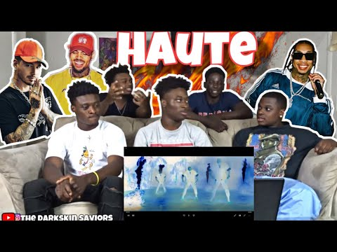 Tyga - Haute (Official Video) Ft. J Balvin, Chris Brown(Reaction) - The Darkskin Saviors