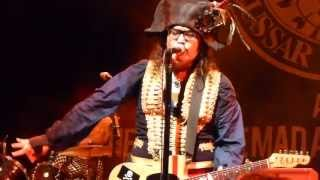 Adam Ant - Cool Zombie (live at the Lighthouse Poole 28.04.2013) HD