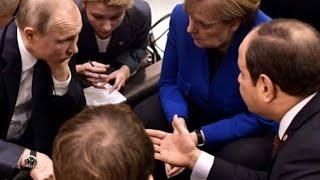 تعرف على أهم تفاصيل مؤتمر برلين حول ليبيا