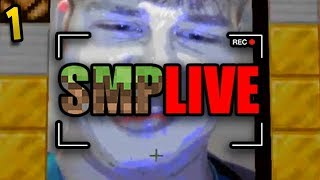 Minecraft: SMPLive Ep. 1