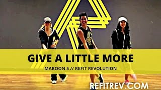 """""""Give A Little More"""" 