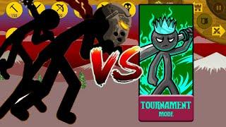 The Godzilla League of Giants VS Insane MODE Tournament   Stick War Legacy