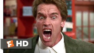Kindergarten Cop – Shut Up!