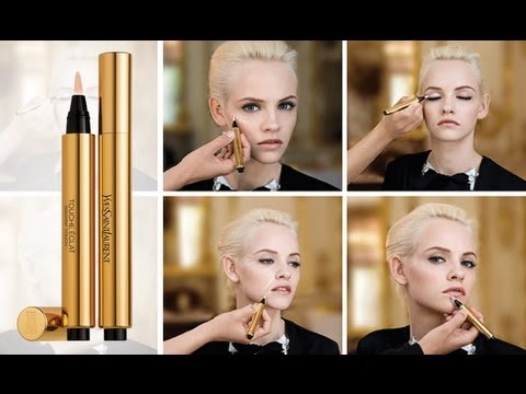 HOW TO: REALLY USE YSL TOUCHE ECLAT - A FULL DEMO