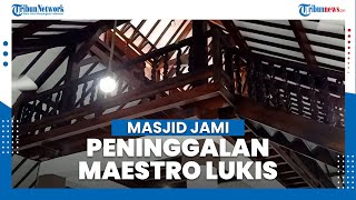 Masjid Jami Al Ma'mur Peninggalan Maestro Lukis Raden Saleh, Dibangun Gotong Royong Warga