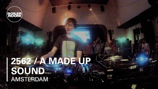 A Made Up Sound - Live @ Boiler Room Amsterdam X Dekmantel 2014