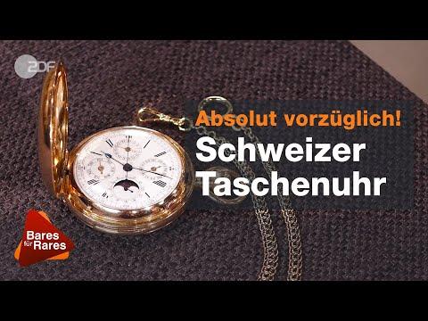 Wunschpreis 5-stellig! Königsdisziplin der Uhrmacherkunst - Bares für Rares vom 26.04.19   ZDF