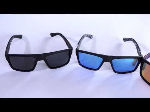 Lunettes de soleil polarisées Banggood DUBERY D918 UV400