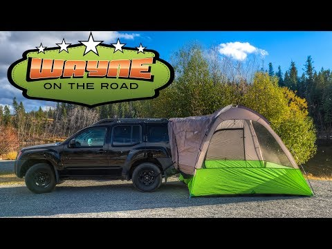 Napier Backroadz SUV Tent Review