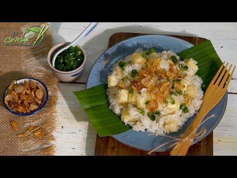 Bếp Cô Minh   Tập 102 - Hướng dẫn cách làm món Xôi Khoai Mì