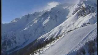 preview picture of video 'Sci e snowboard a Peio, in Trentino'