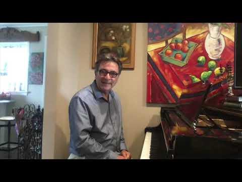 Meet Charlie Clarke, Piano Teacher