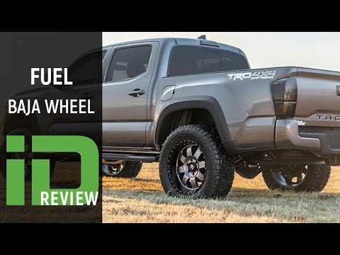 Fuel Baja Wheel Review