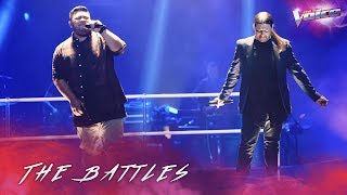The Battles: Leo Abisaab v Ben Sekali 'One Last Song' | The Voice Australia 2018