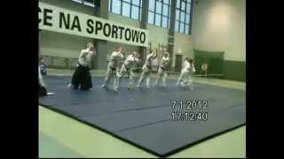 preview picture of video 'Bujinkan Dojo Zabrze Yoshinkan Aikido'