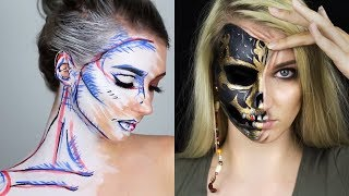 BEST HALLOWEEN MAKEUP IDEAS TO TRY THIS YEAR