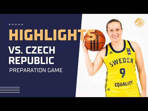Highlights från vinsten mot Tjeckien