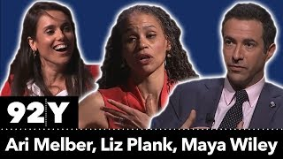 Ari Melber, Liz Plank, and Maya Wiley in Conversation on the Midterm Elections