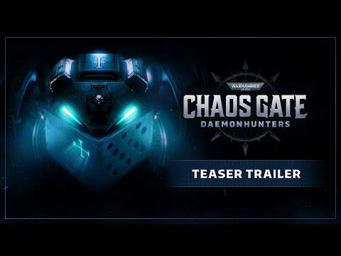 Teaser Trailer de Warhammer 40,000: Chaos Gate - Daemonhunters