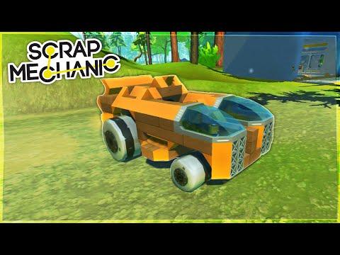 Meșterul Trex - Scrap Mechanic