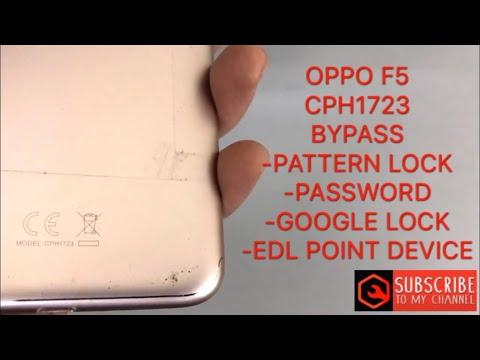 Download Oppo F5 Cph1723 Oppo F5 Hard Reset Remove Lock Screen