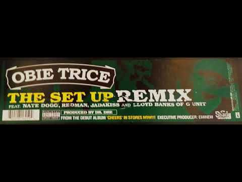 Obie Trice feat. Nate Dogg - The Set Up (Instrumental) (Prod. by Dr. Dre) (2003)