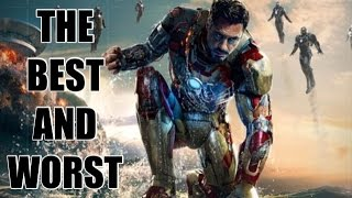 THE BEST AND WORST OF THE MARVEL CINEMATIC UNIVERSE