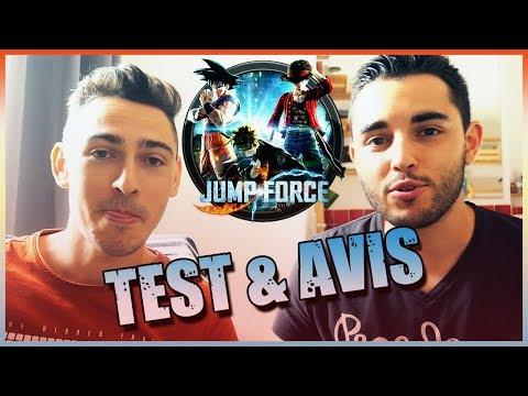 ON JOUE À JUMP FORCE AVEC ALEX SAN !