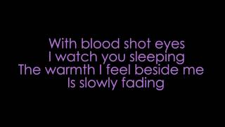 Bullet For My Valentine   Your Tears Don't Fall (acoustic Version) (lyrics + HD)