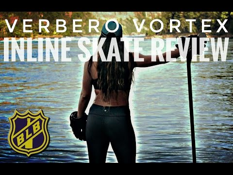 Verbero Hockey: VORTEX INLINE SKATE  REVIEW