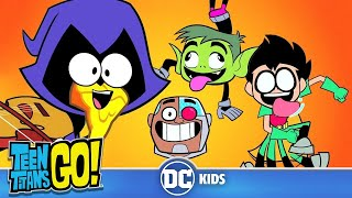 #StayHome Teen Titans Go! | Healthy Habits | DC Kids