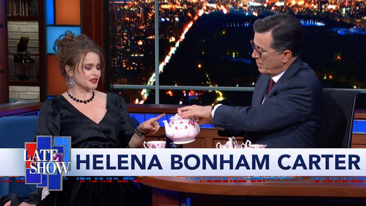 Helena Bonham Carter's Uncle Once Dated Princess Margaret thumbnail