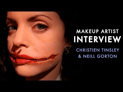 American Horror Story & Dr. Who Makeup Artist Interviews - LIVE@IMATS 2015