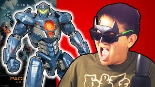 Pacific Rim Uprising Gipsy Avenger Robot Spirits Review